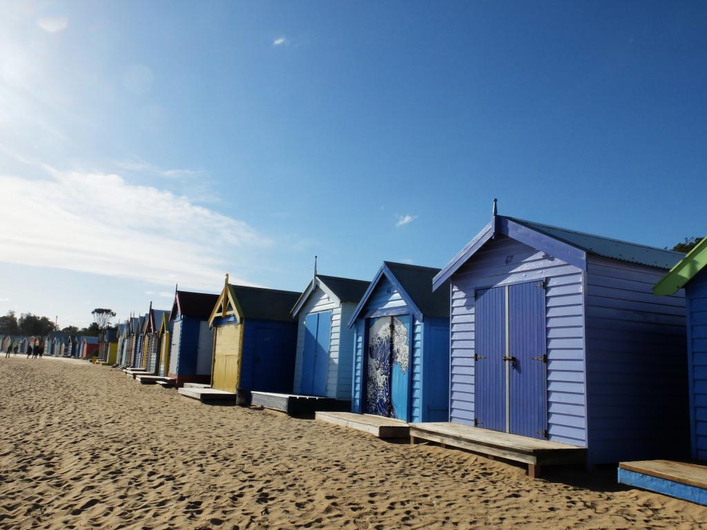 Brighton Bath Houses