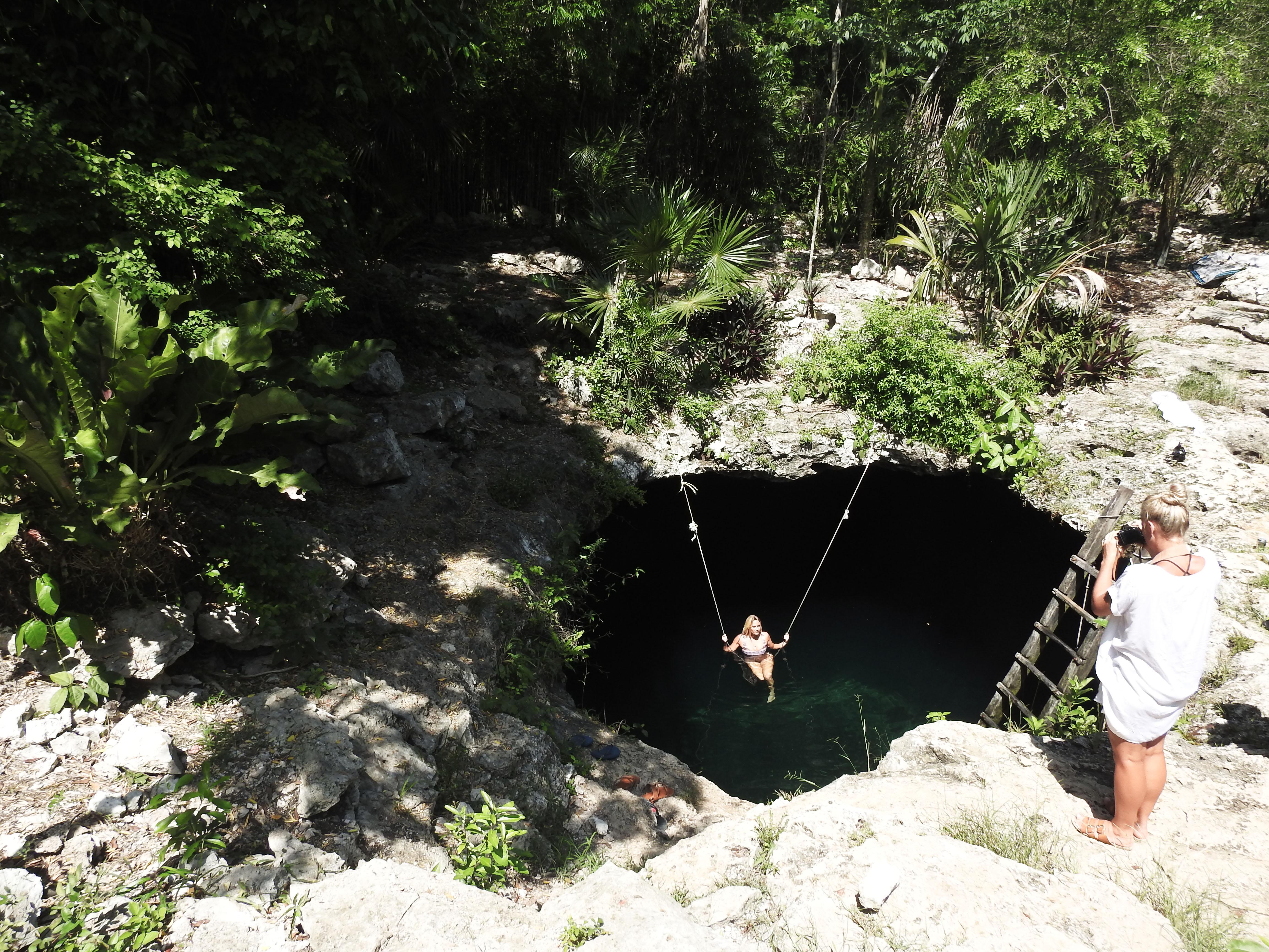 Jungle Cenote
