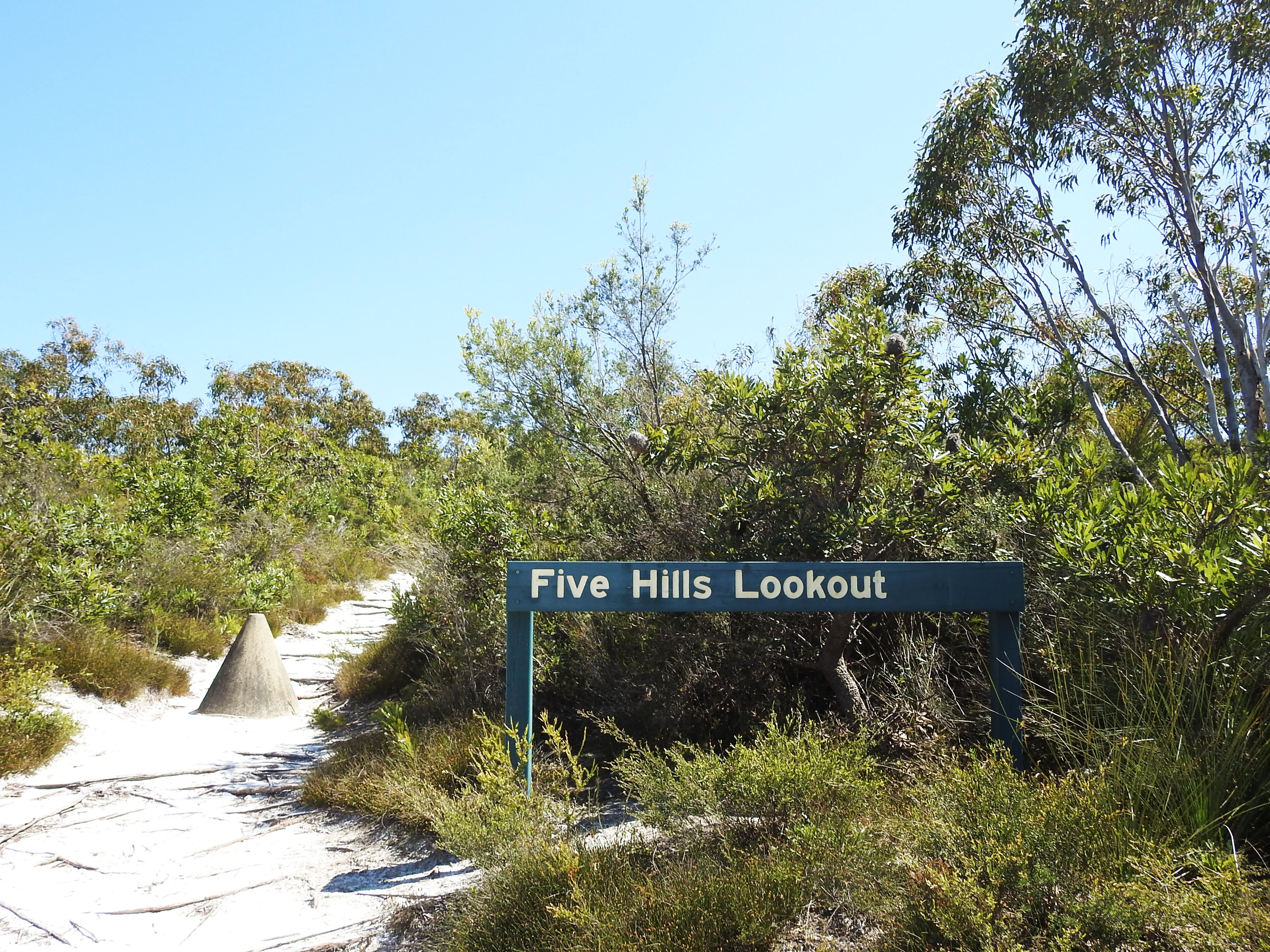 Five Hills Lookout