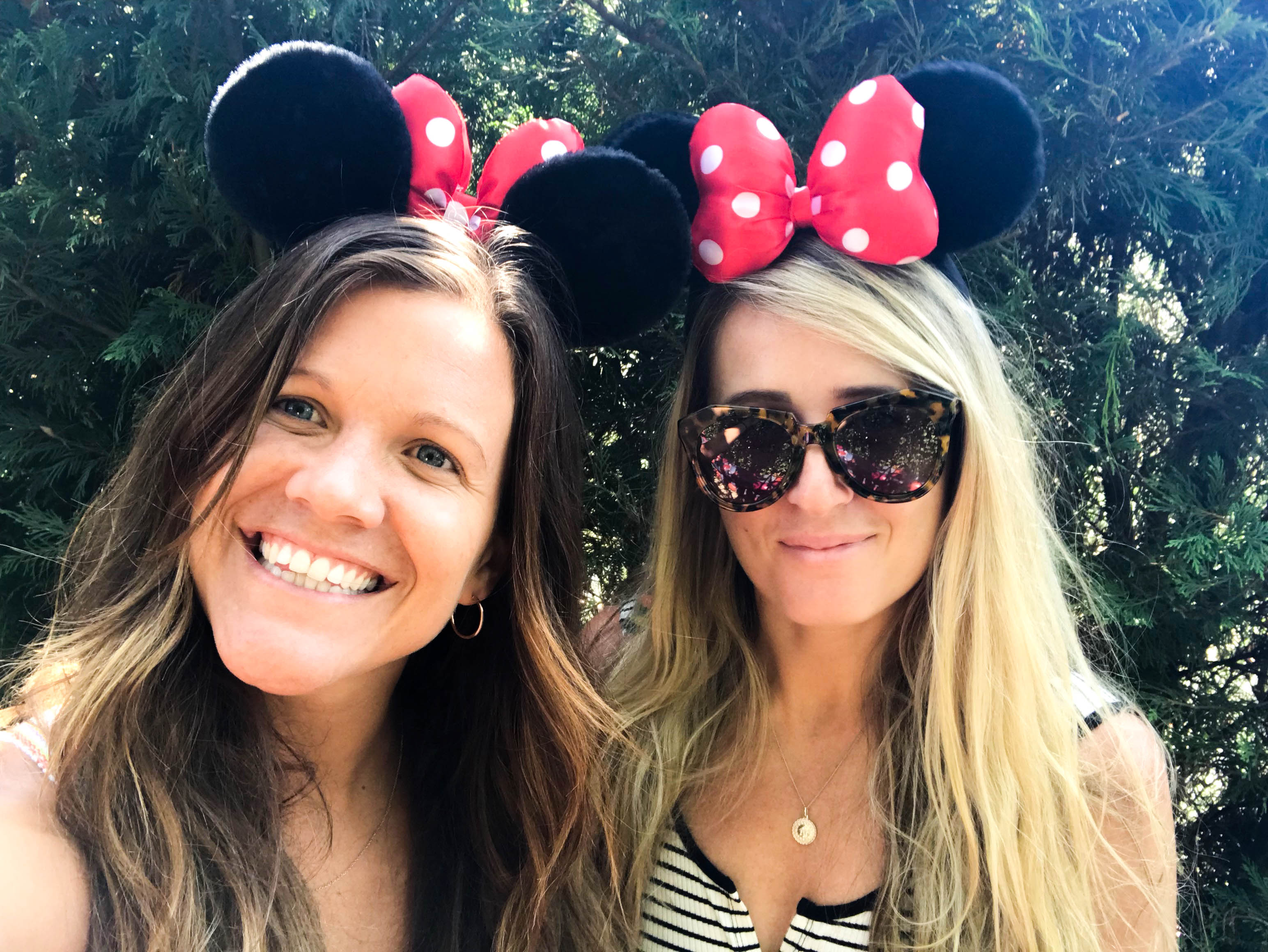 Mandatory Minnie Mouse Ears