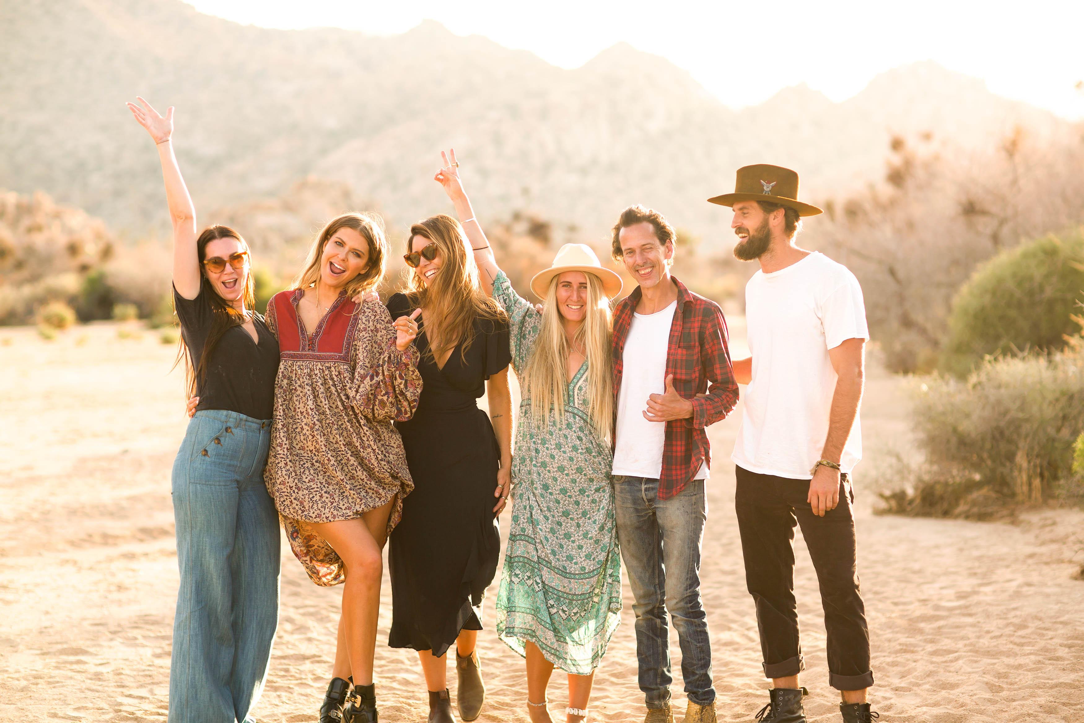 Palm Springs Crew