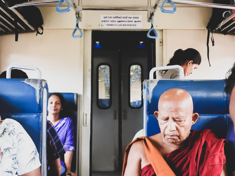 Train locals