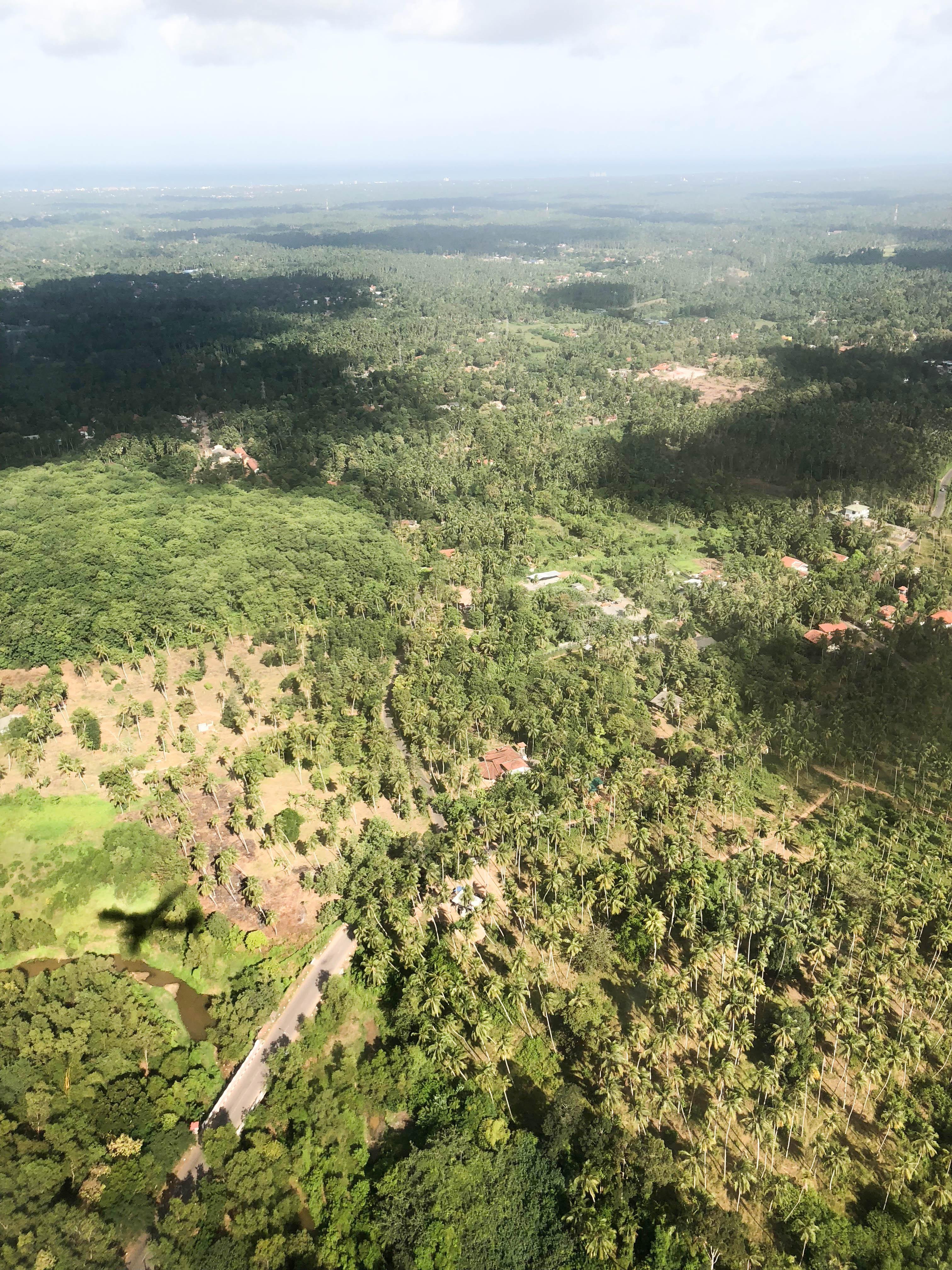 Landing in SL