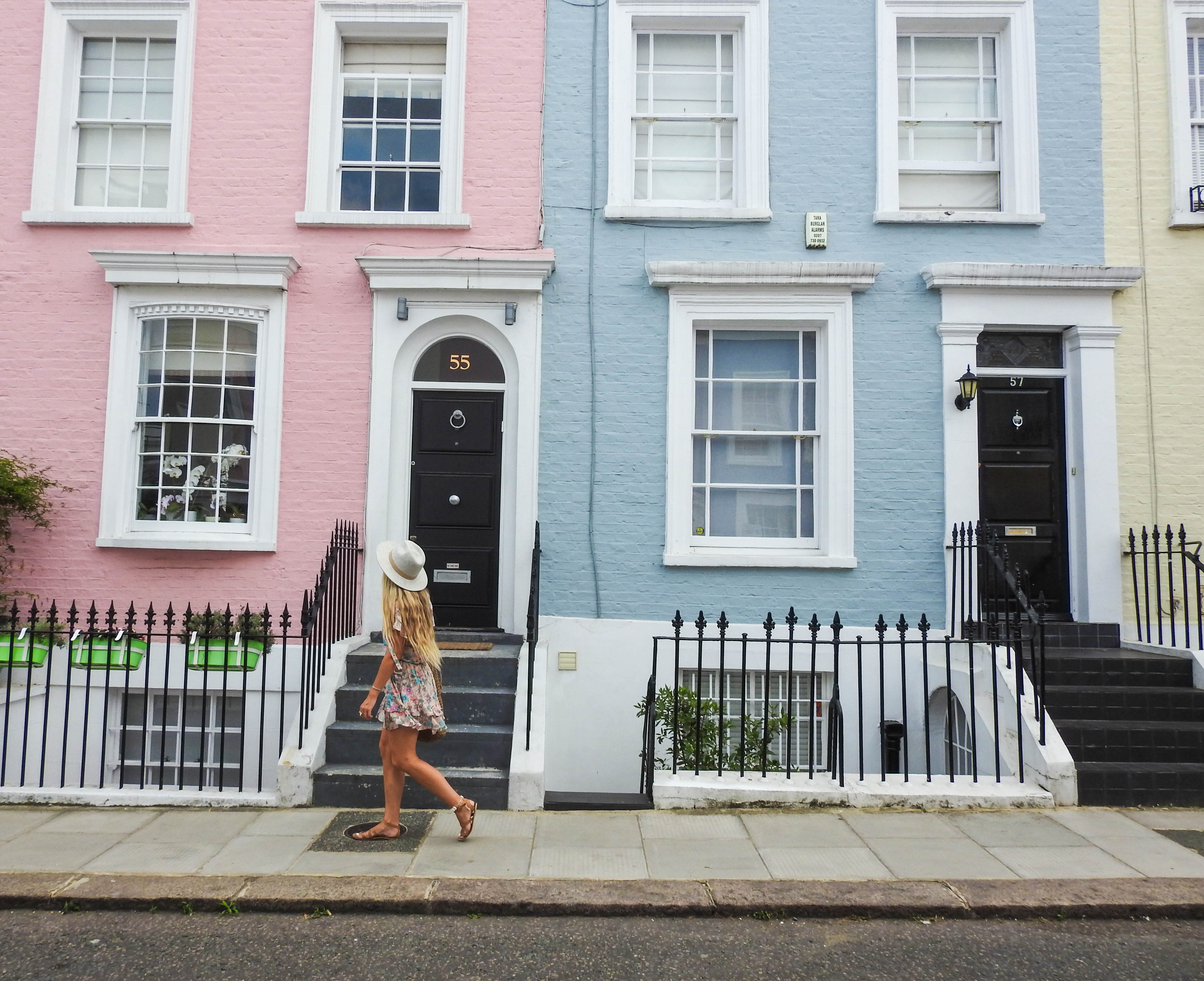 Wandering Notting Hill